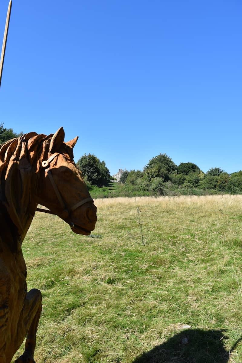 Hastings - looking up the 1066 battlefield