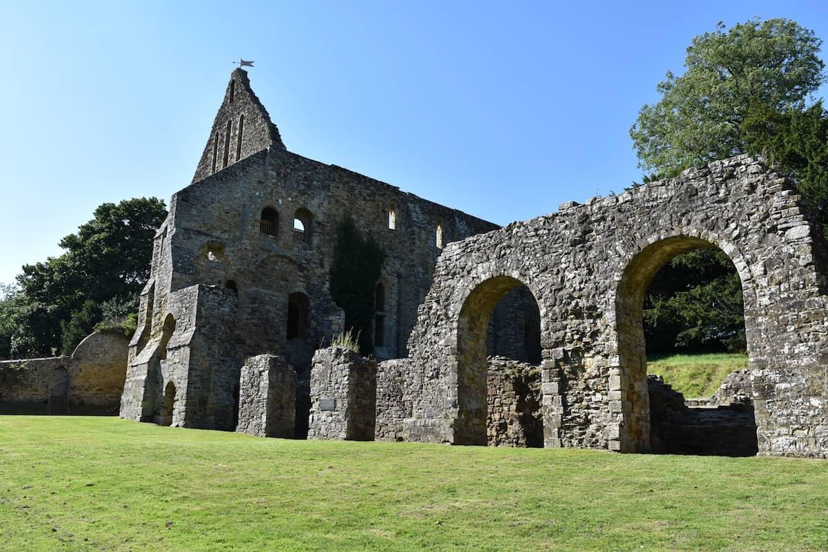Hastings - Battle Abbey