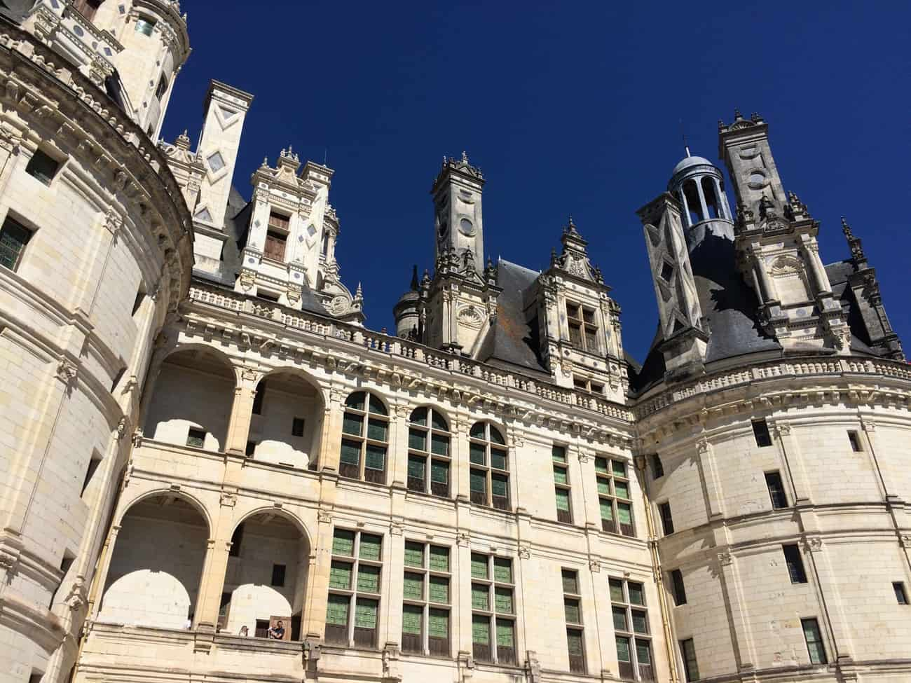 Loire - Chateau de Chambord
