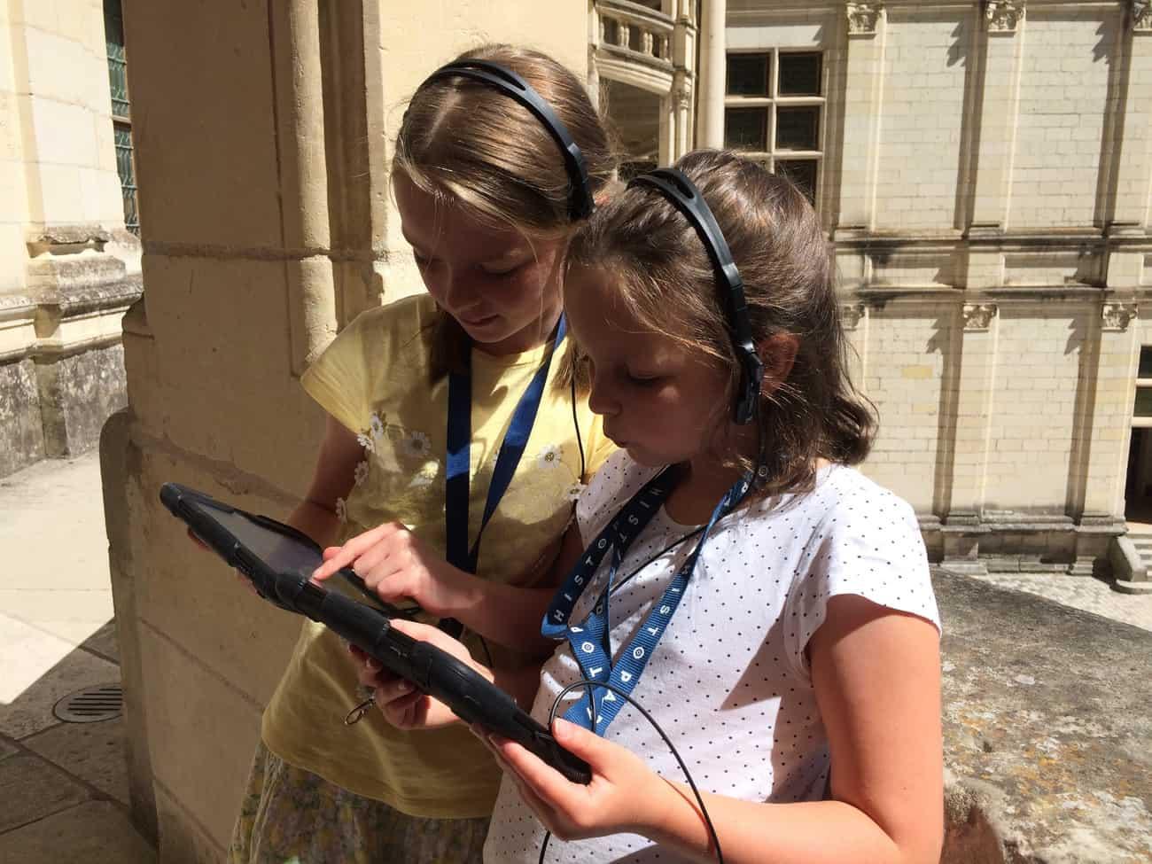 Loire - Chateau Chambord tour guides