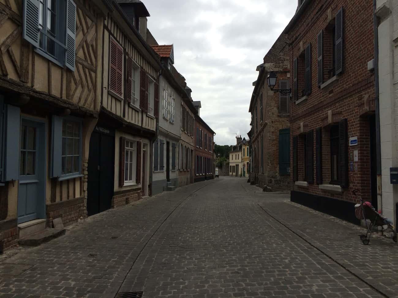 St Valery sur Somme - medieval city