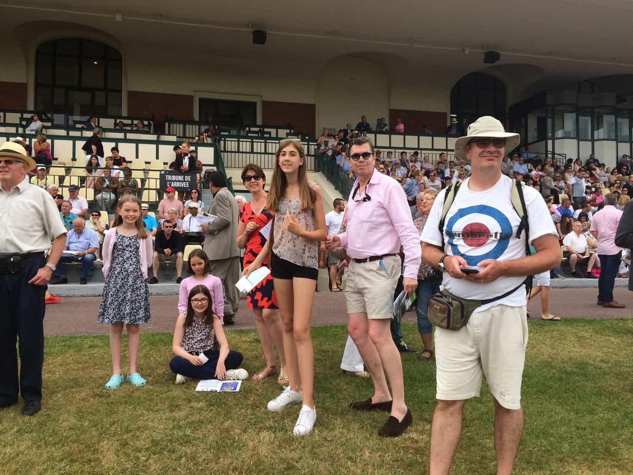 Deauville - horse racing