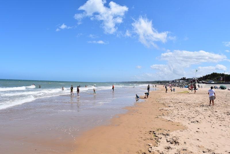 Normandy beaches - Omaha beach