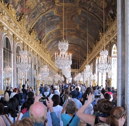 Versailles - Hall of Mirrors 2