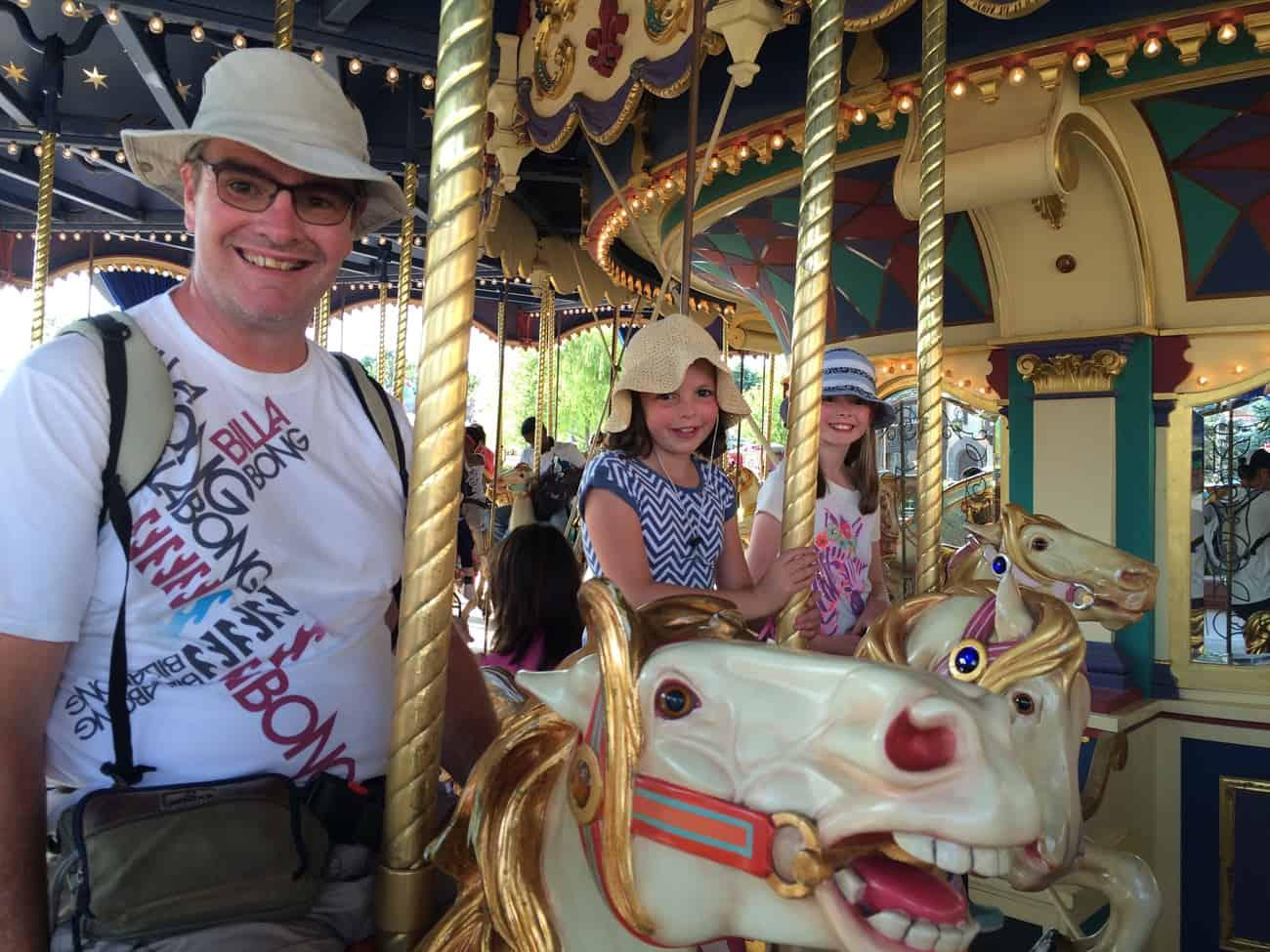 Disney - carousel