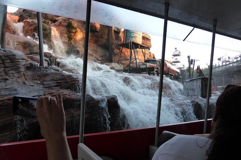 Disney - Studio tram tour