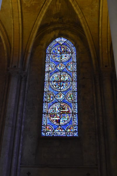 Chartres - cathedral interior_5