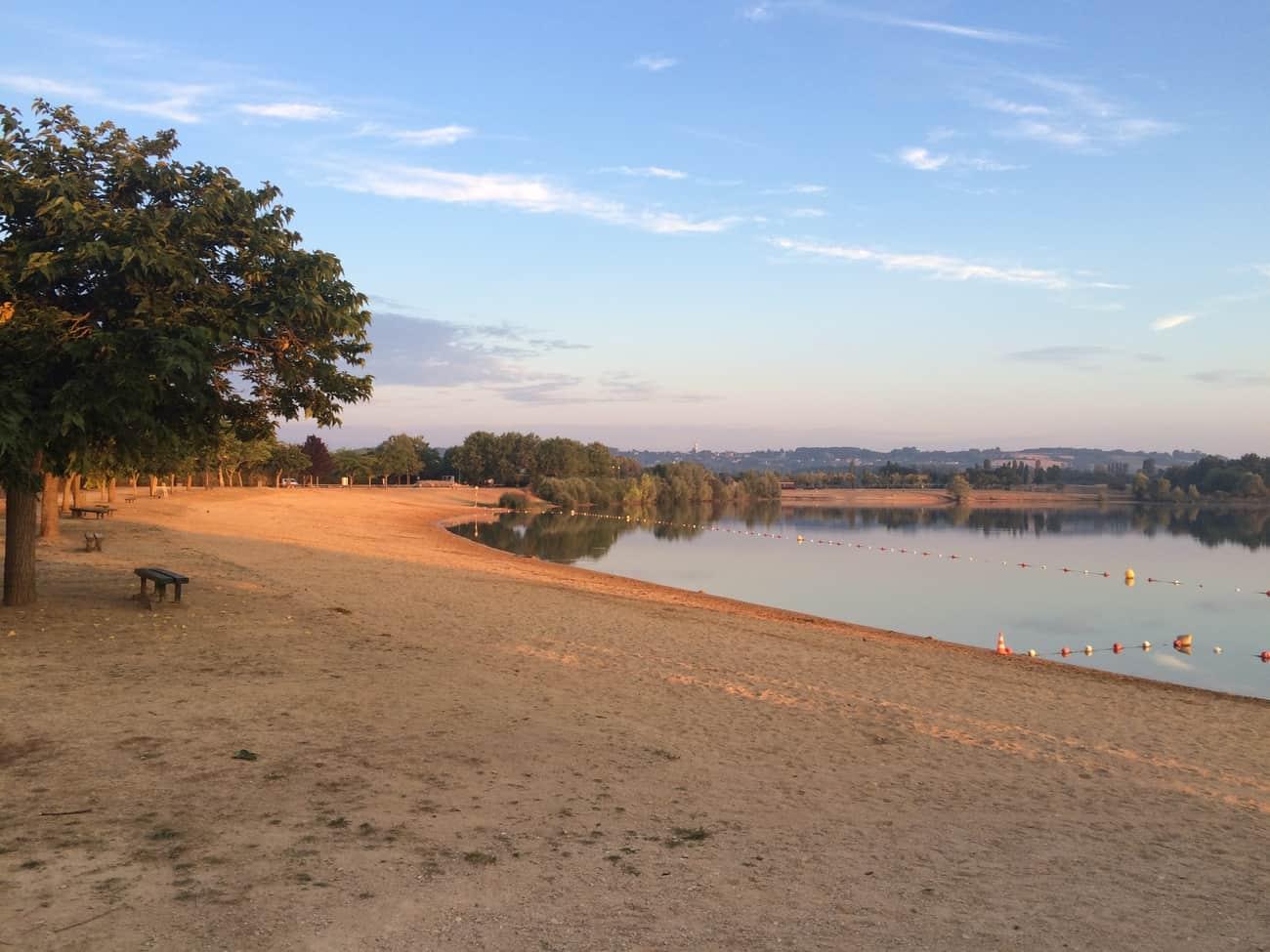 Saint Cyr - lake