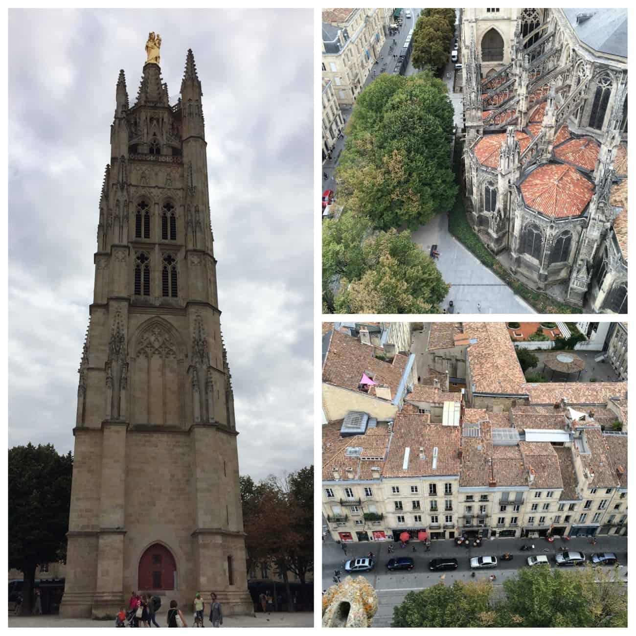 Bordeaux - Pey-Berland tower