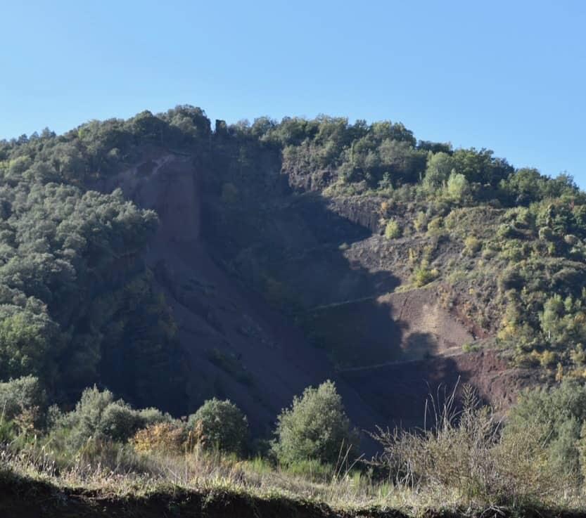Garrotxa Volcanic Natural Park - Croscat volcano