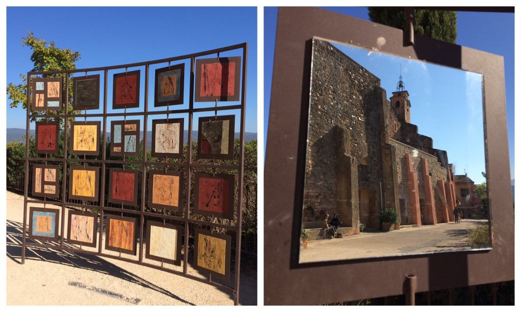 Roussillon - art work