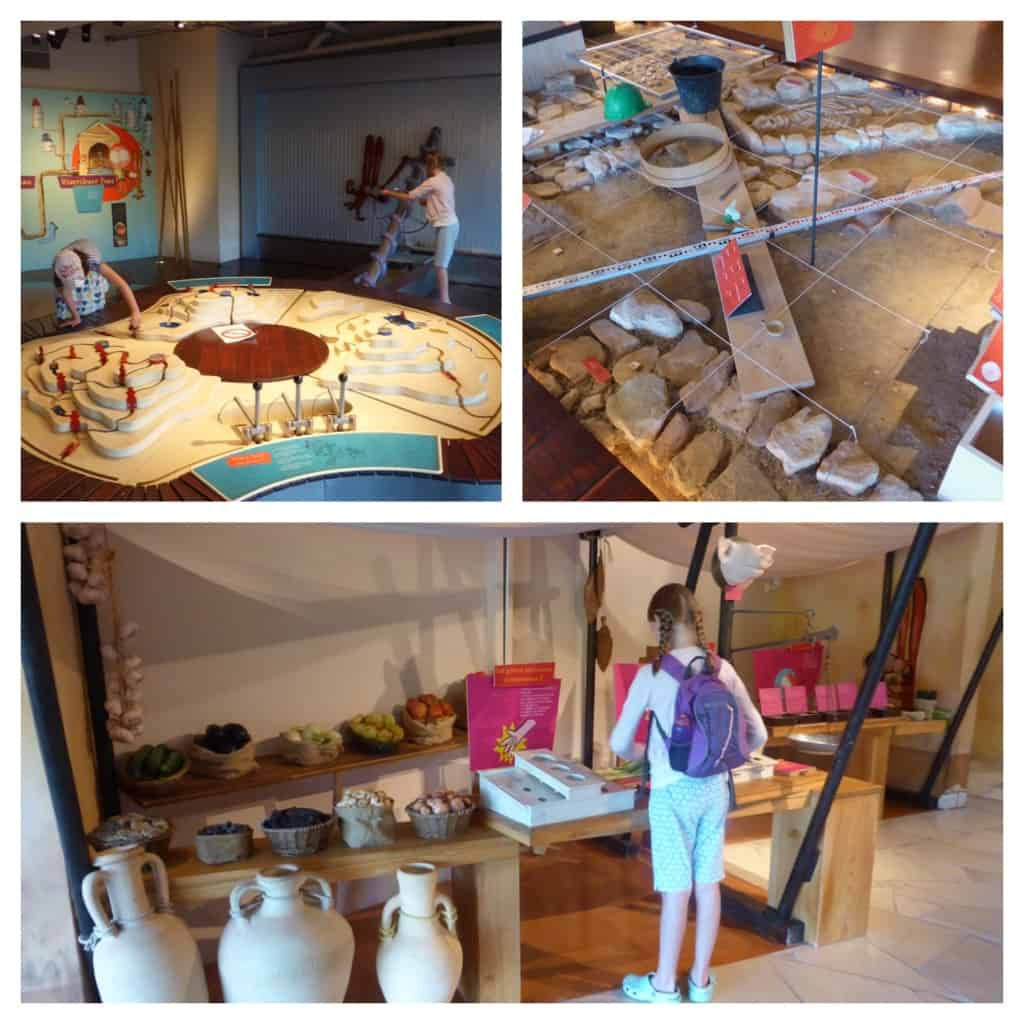 Pont du Gard - Ludo children's museum