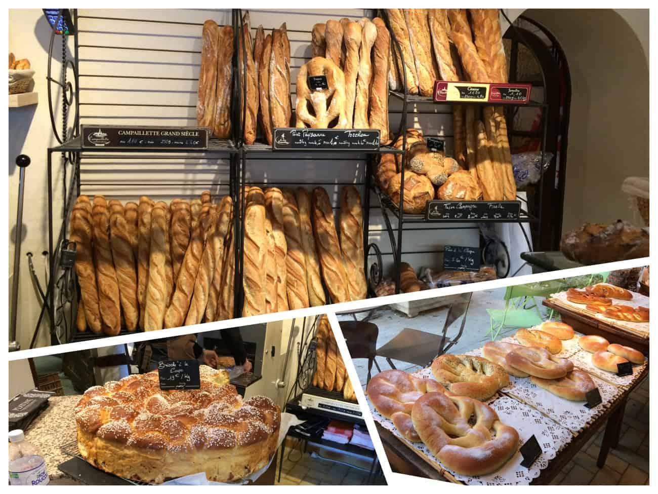 Maussane Les Alpilles - bakery