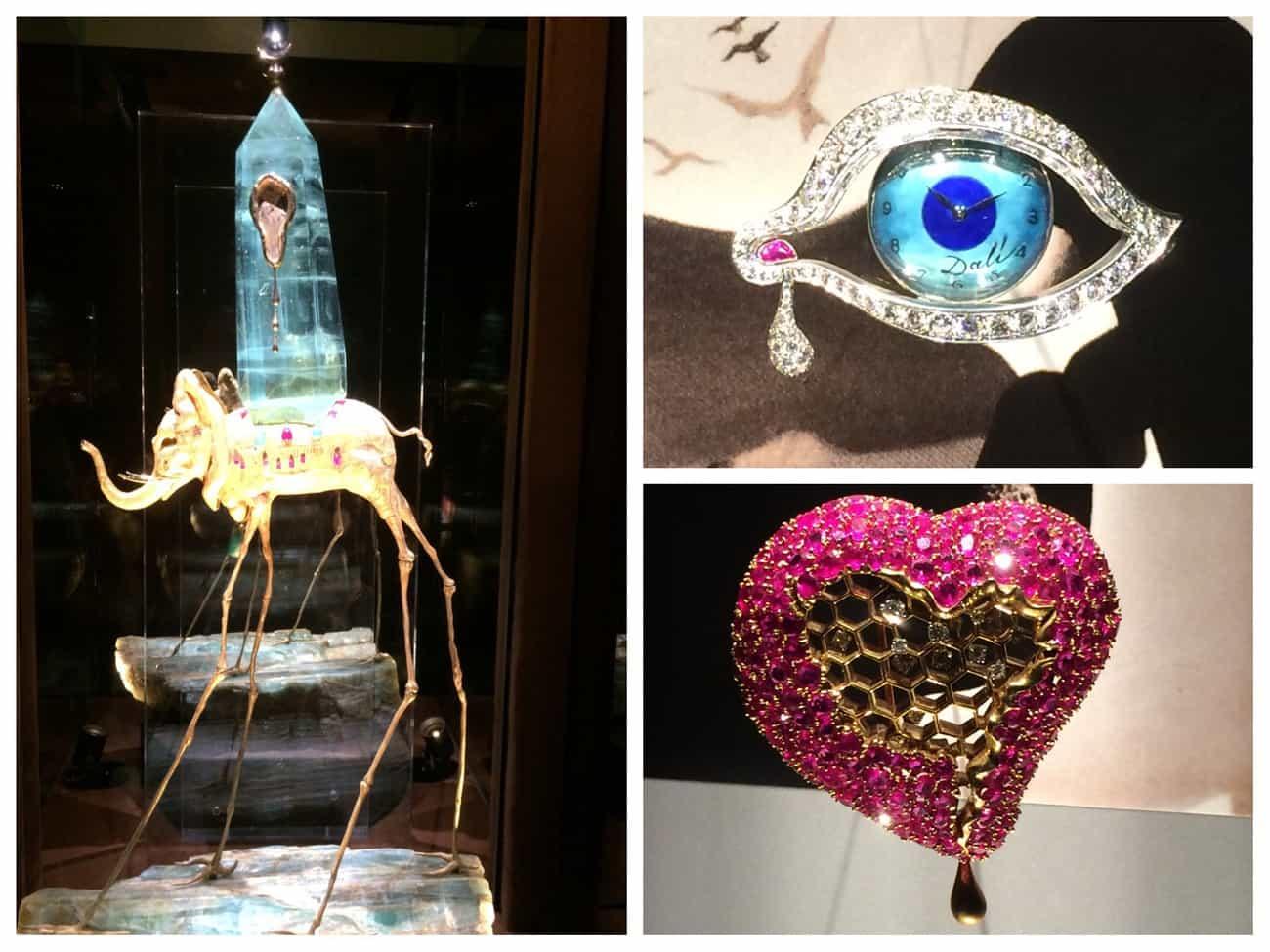 Dali Theatre Museum - Jewellery