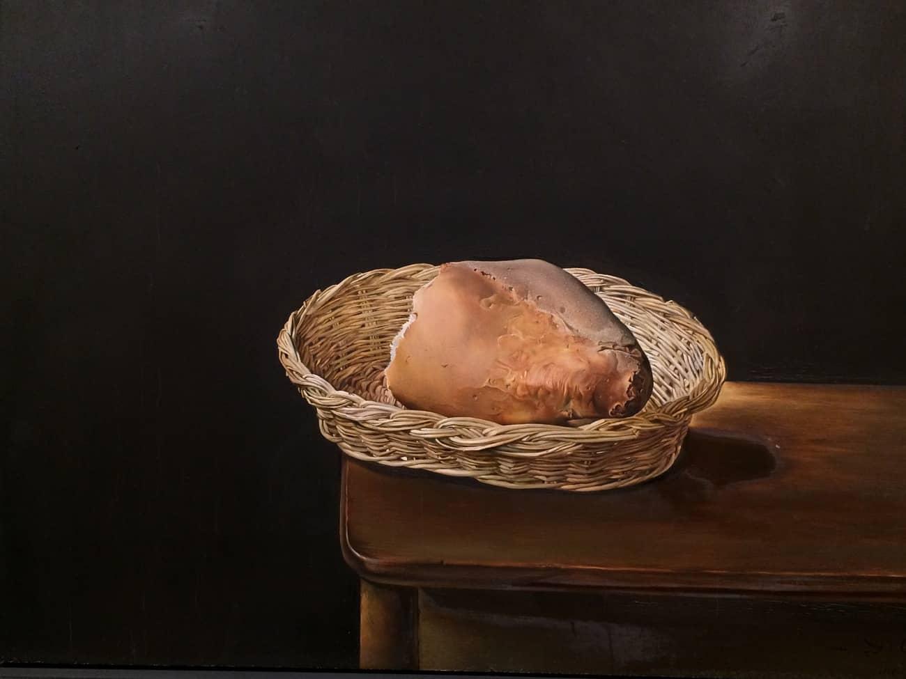 Dali Theatre Museum - bread basket