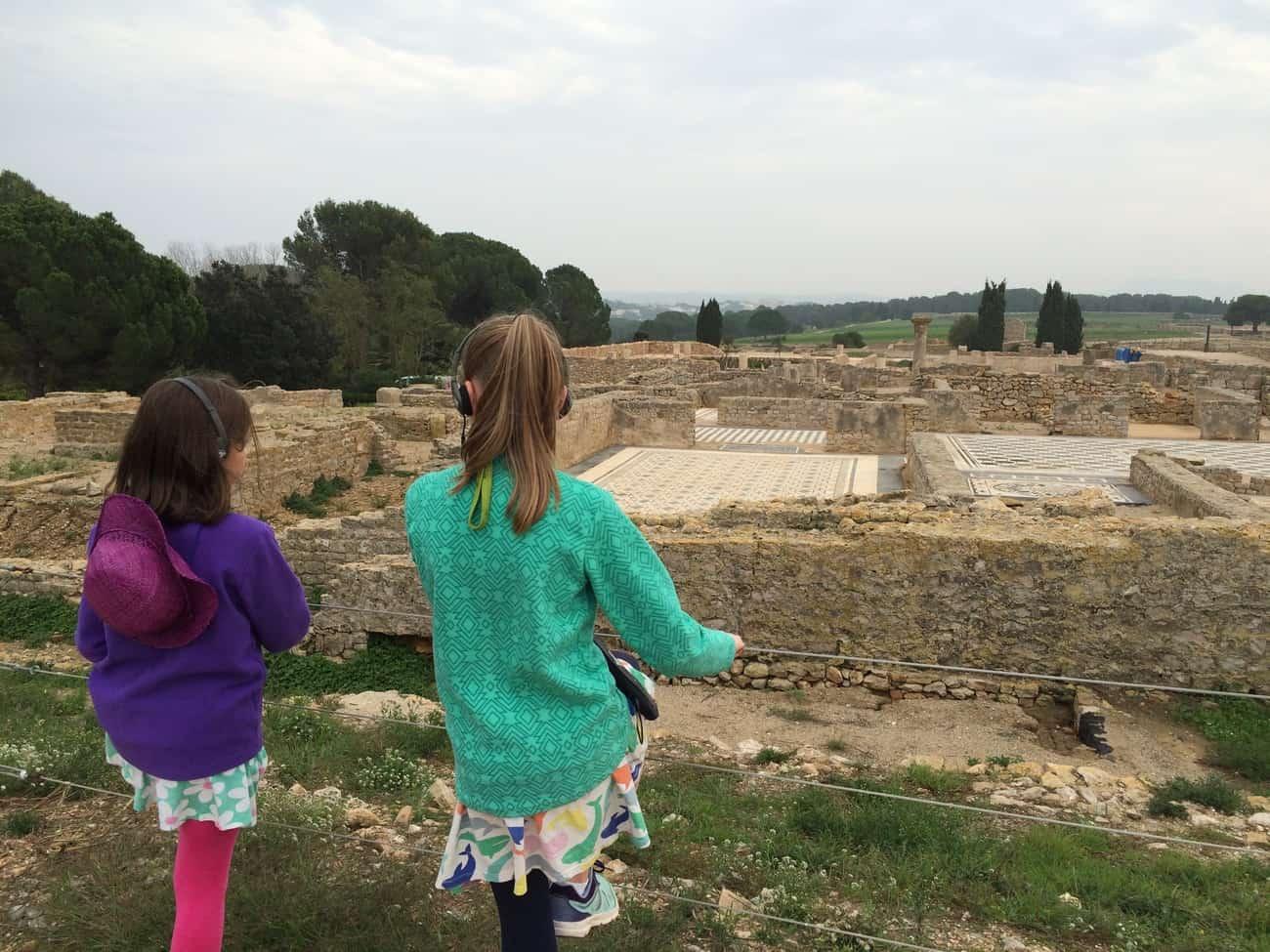 Empuries, Spain - Roman town