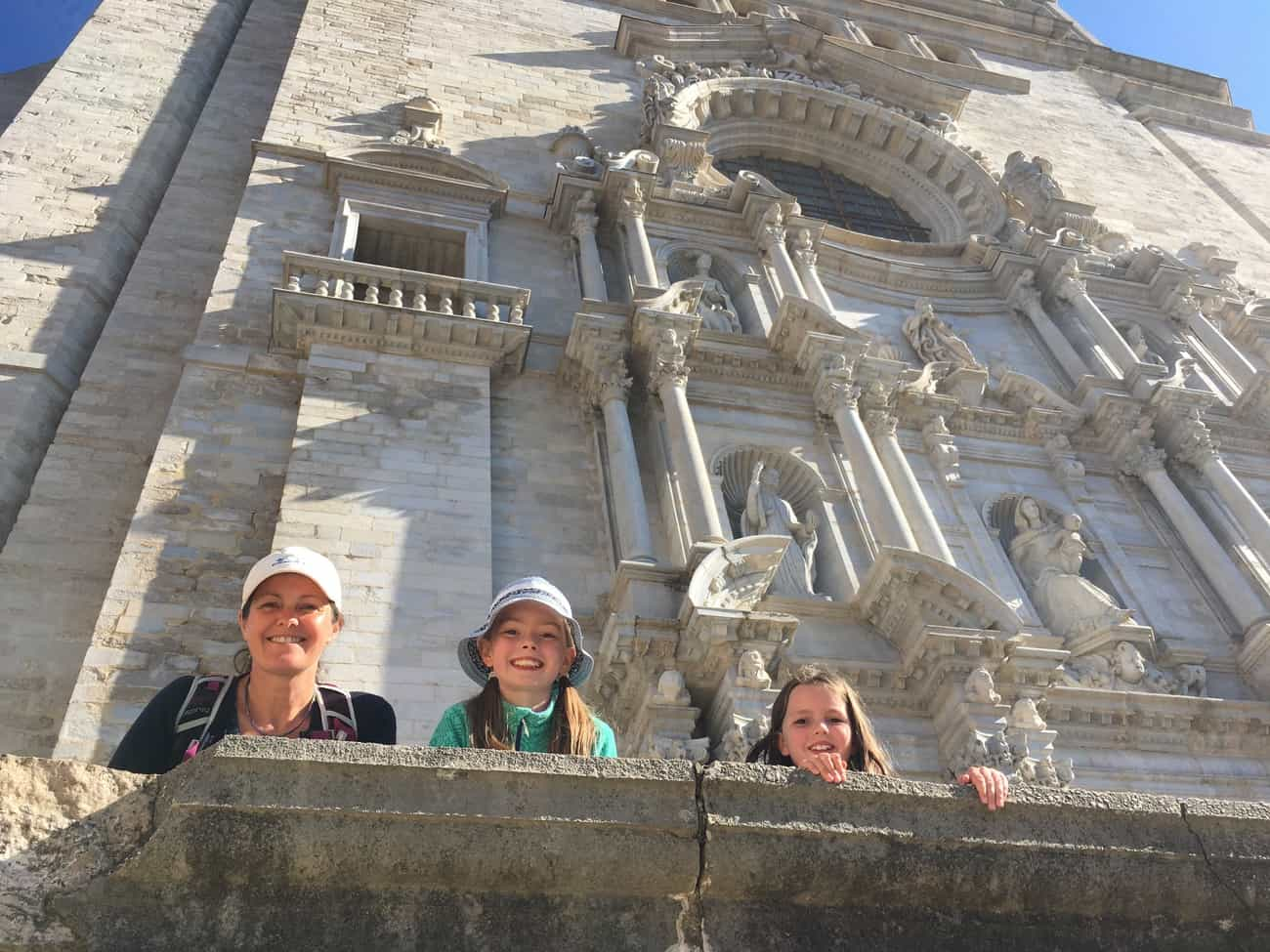 Girona - cathedral