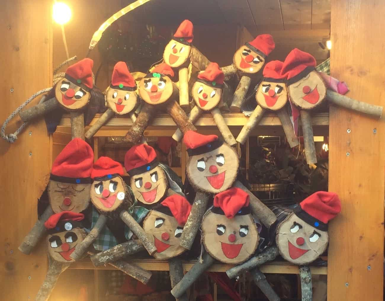 Barcelona Christmas markets - Caga Tio
