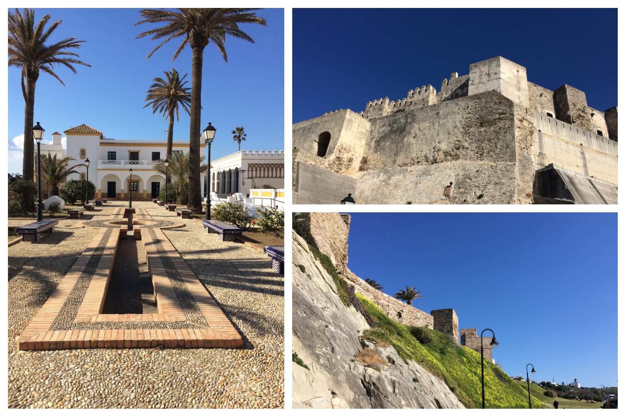 Tarifa - Castillo de Guzmán Calle Armargura