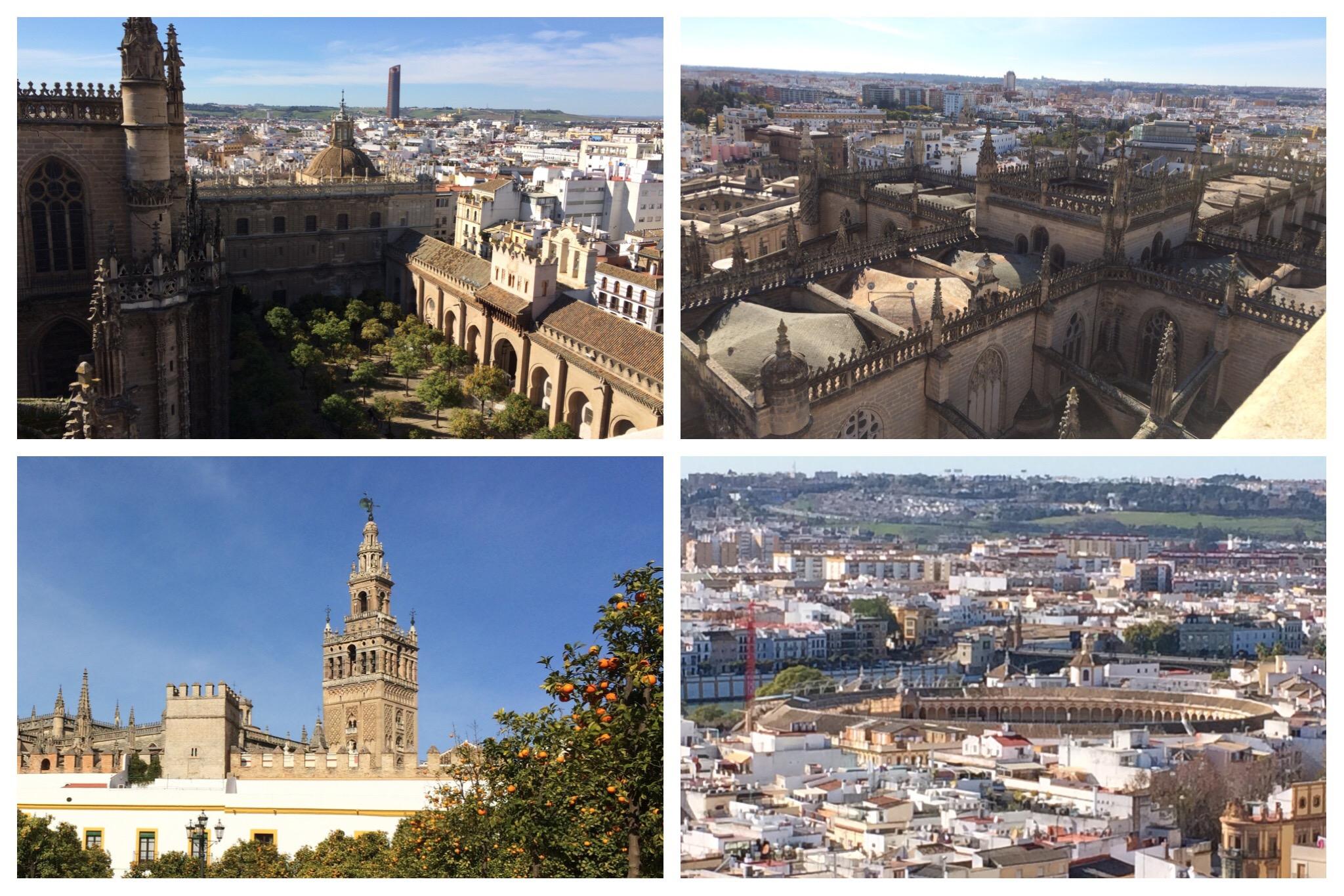 Seville - Giralda