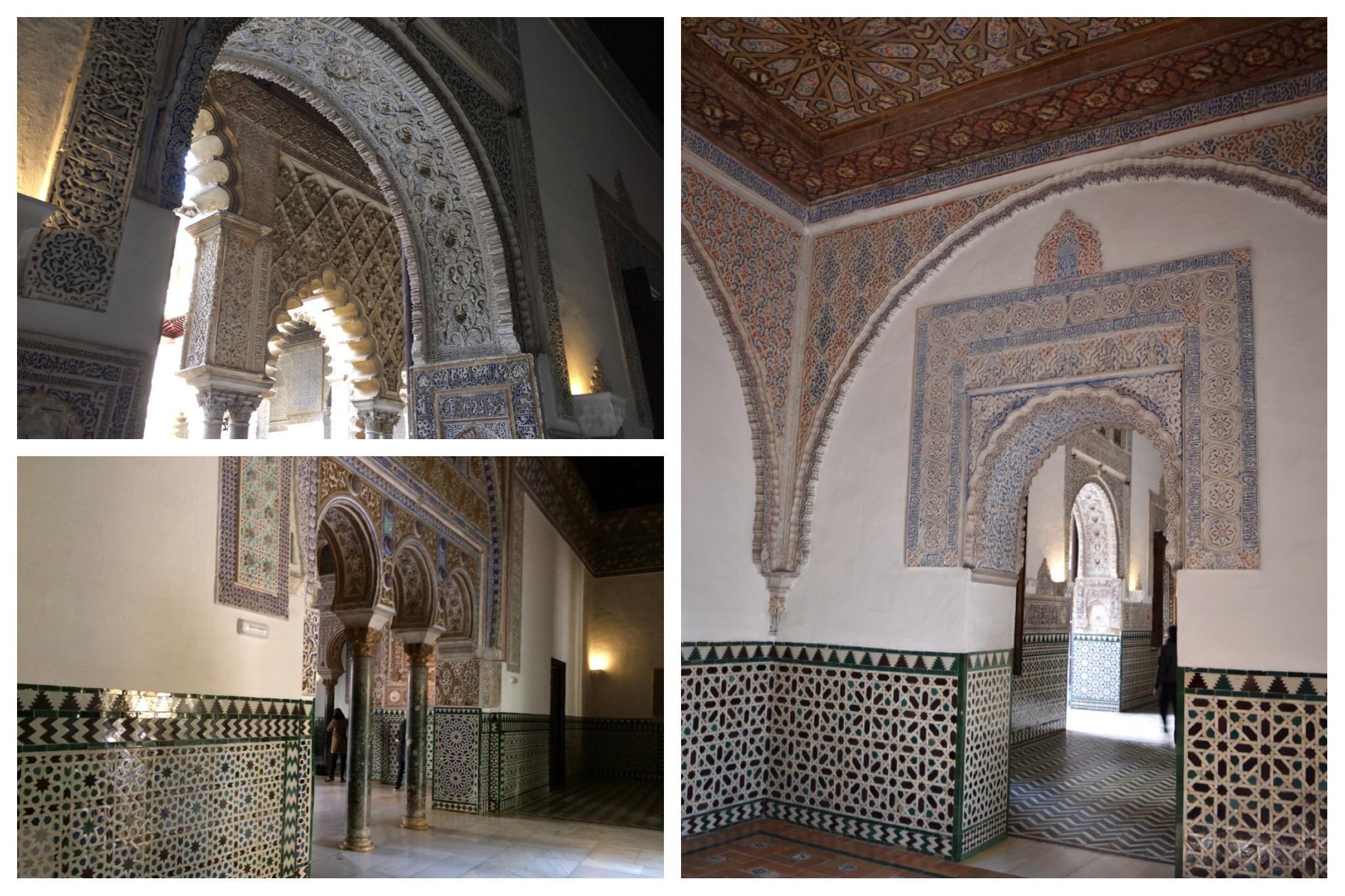 Seville - Alcazar - Palace of Pedro I