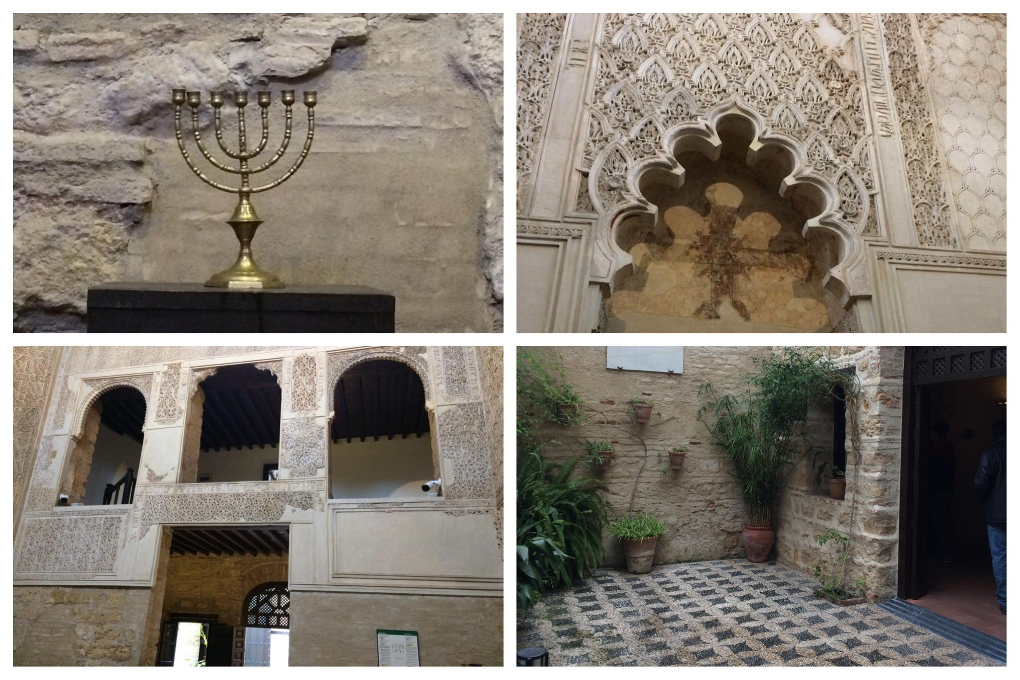 Córdoba medieval synagogue