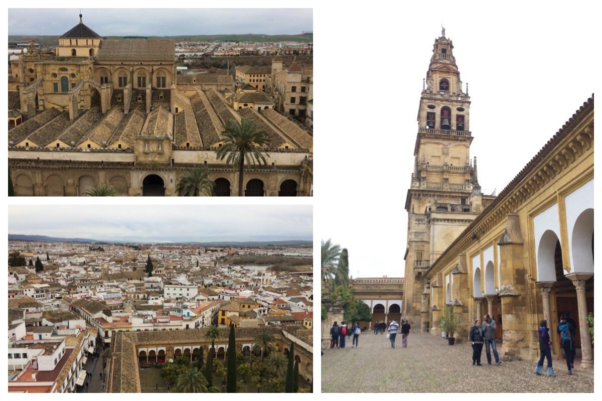Córdoba Mesquita Mosque-Church minaret