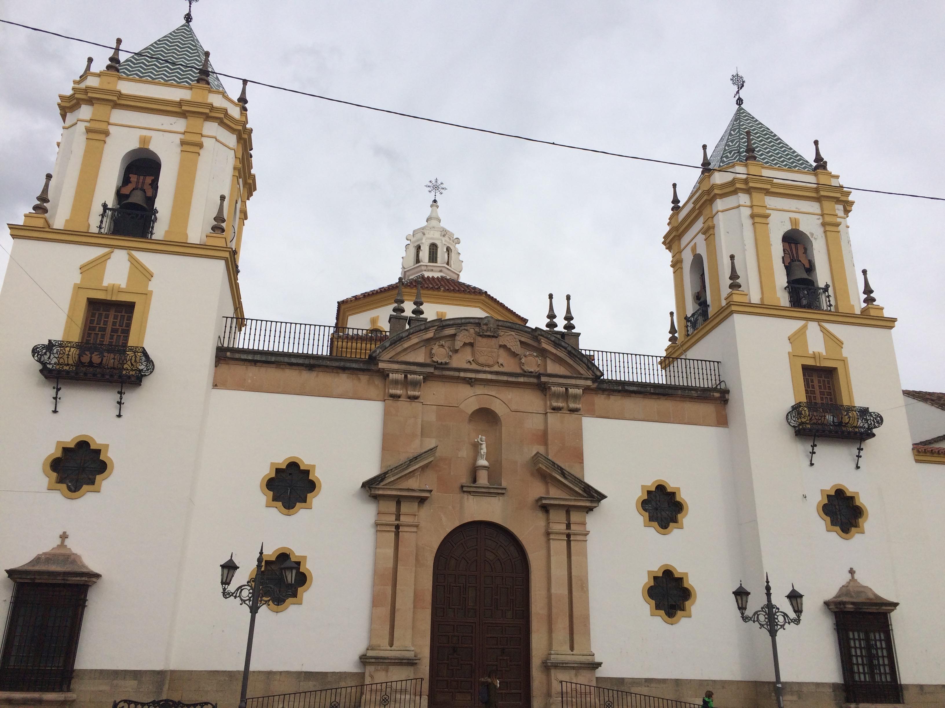 Ronda - Iglesia del Socorro