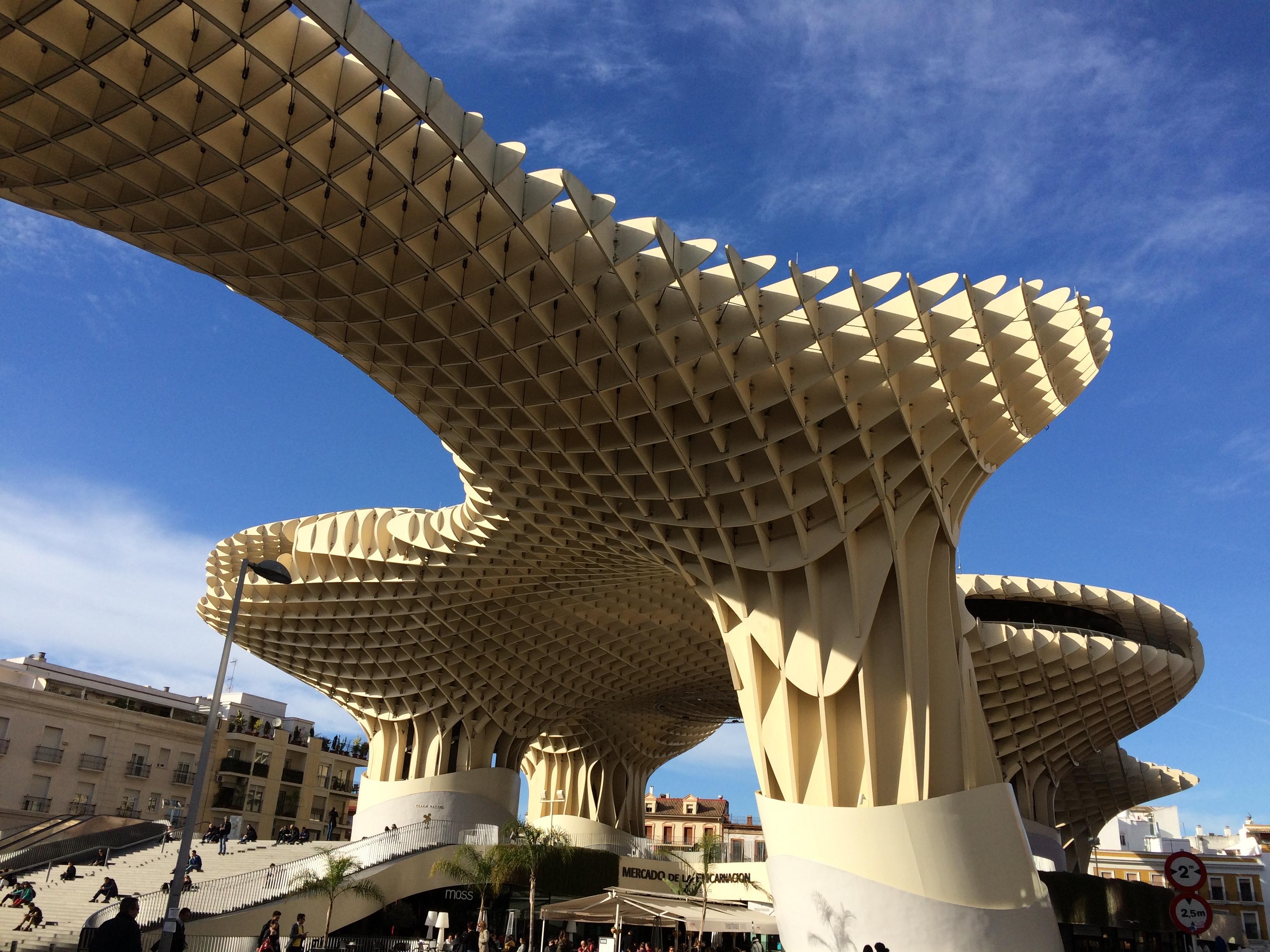 Seville - Metropol Parasol