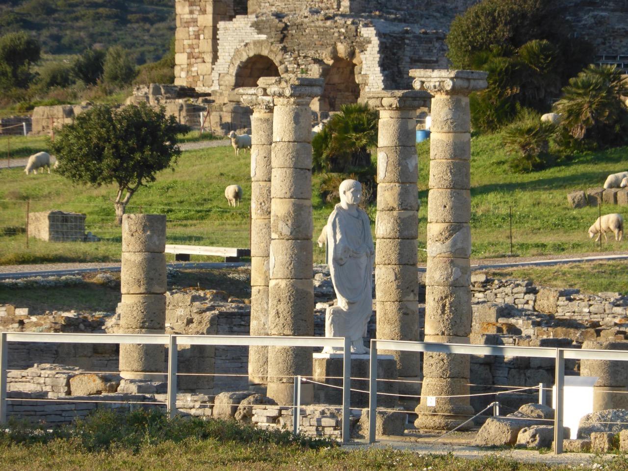 Tarifa - Baelo Claudia Roman town Bolonia