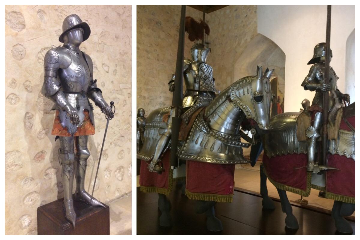 Segovia Alcazar Armoury