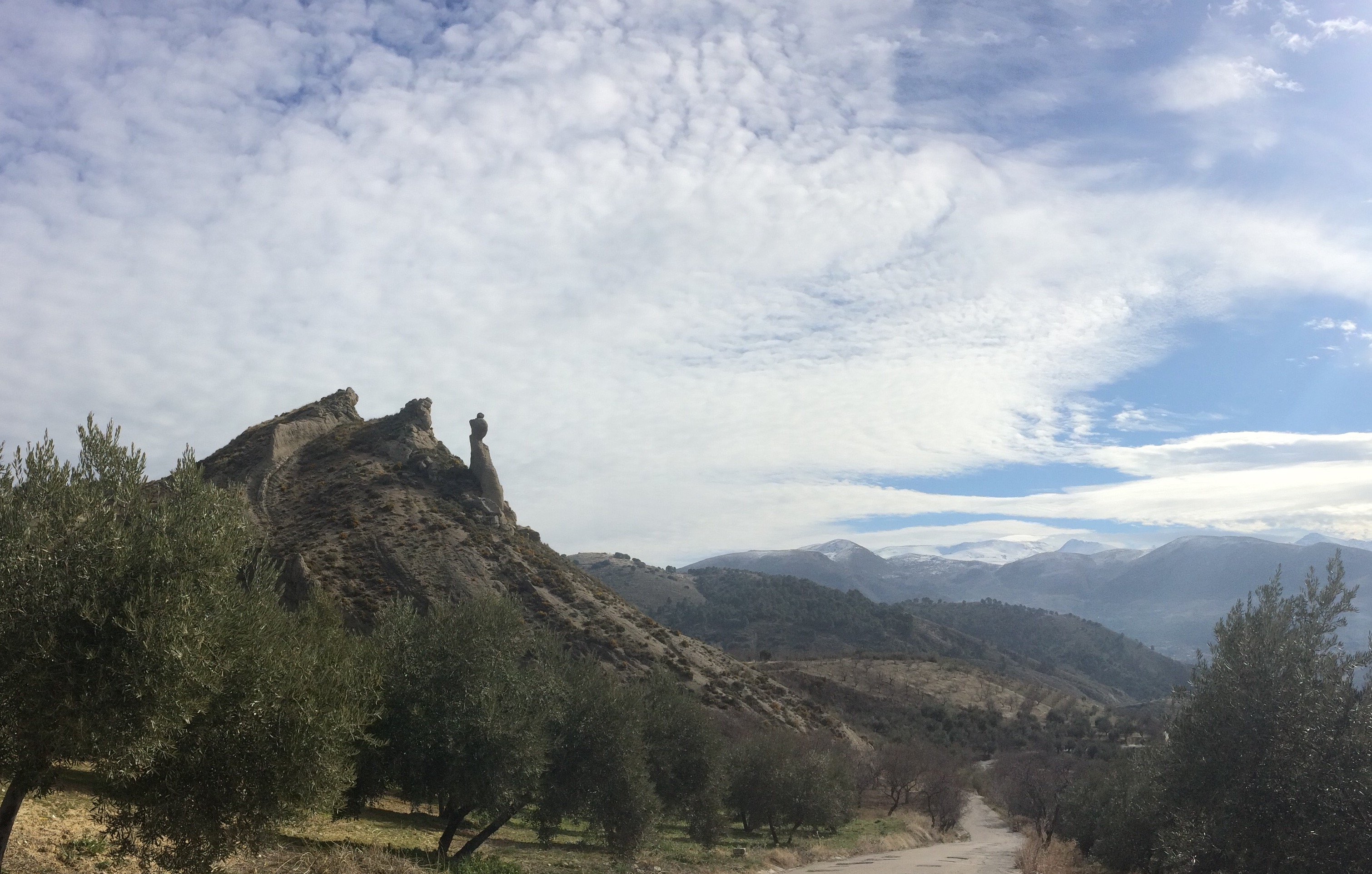 Beas de Granada El Fraile The Friar