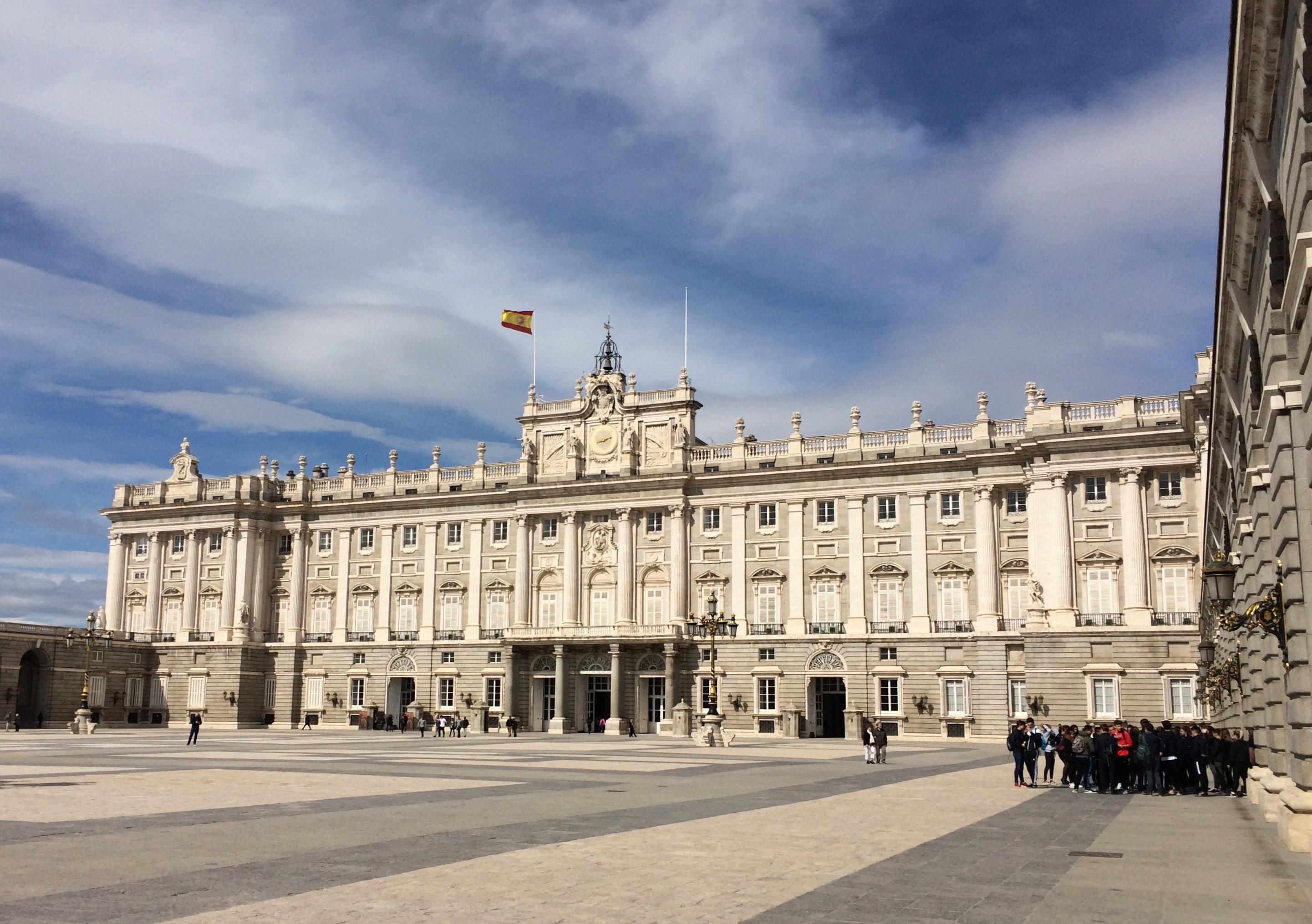 Madrid Palacio Real Royal Palace