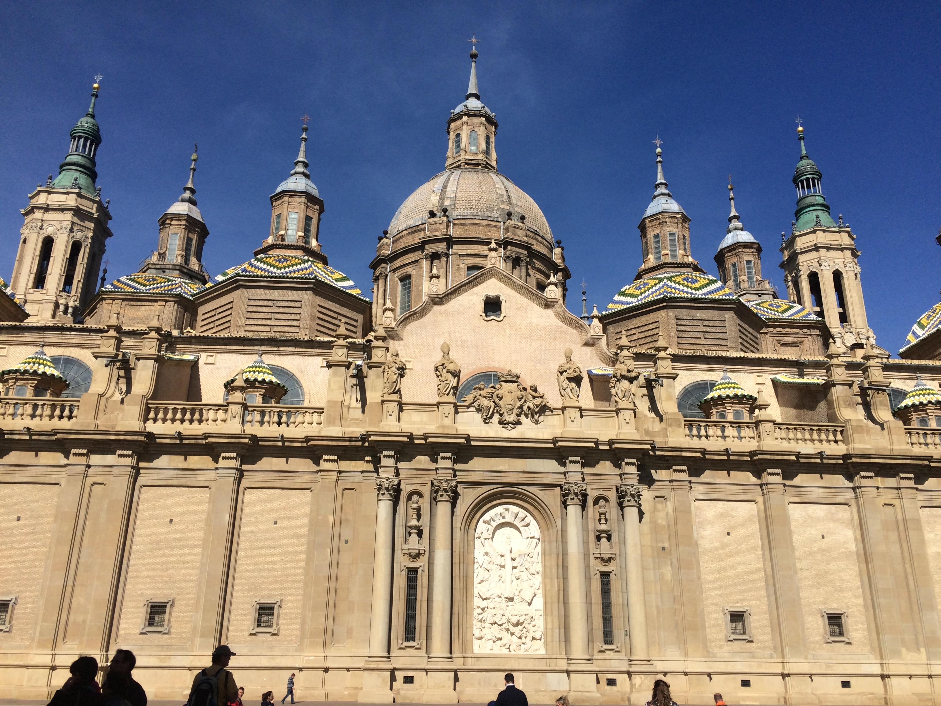 Zaragoza Catedral-Basílica de Nuestra Señora del Pilar