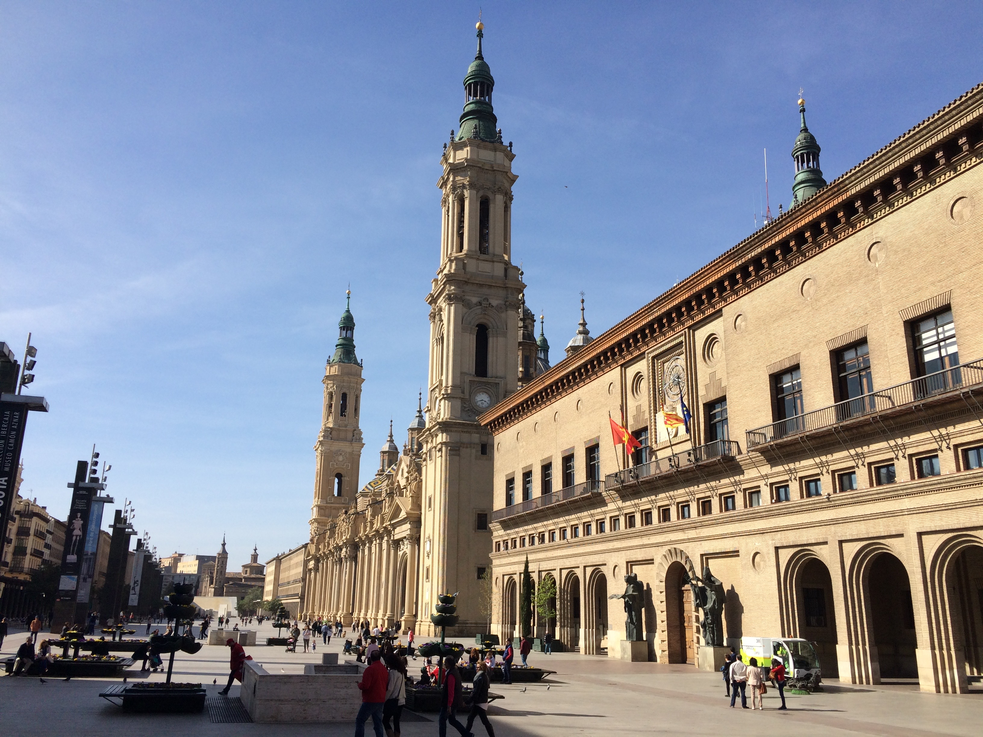 Zaragoza Cathedral-Basilica of Our Lady of the Pillar