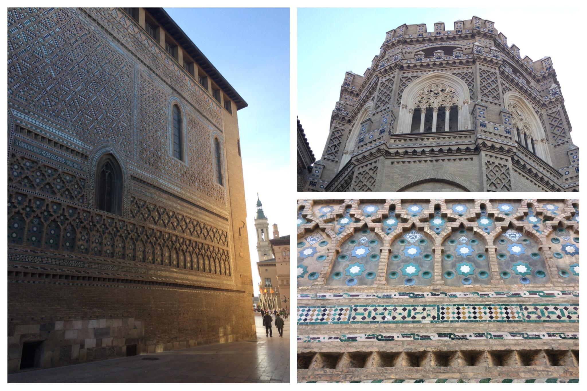 Zaragoza La Seo Cathedral of the Saviour