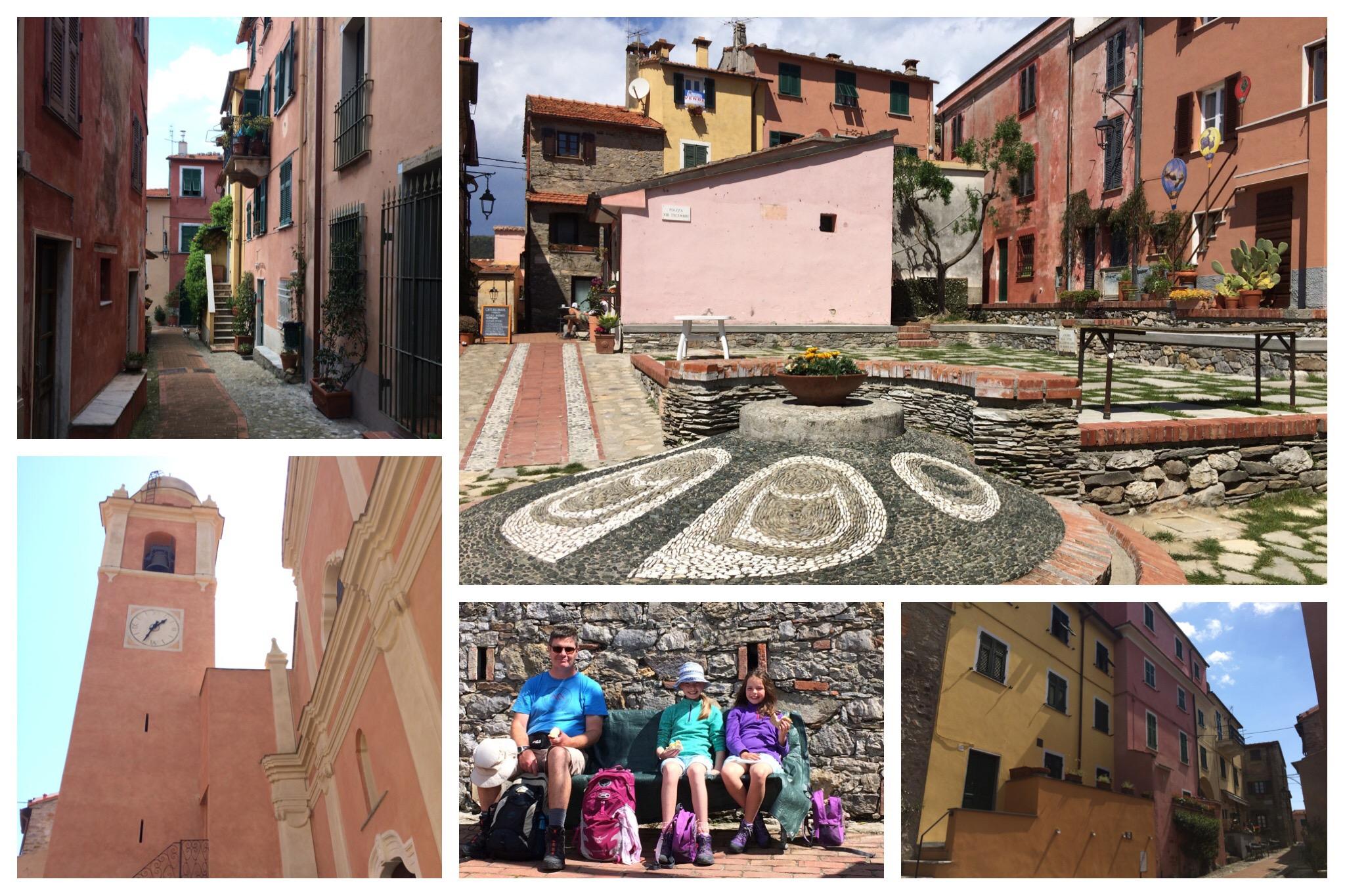Liguria - Montemarcello