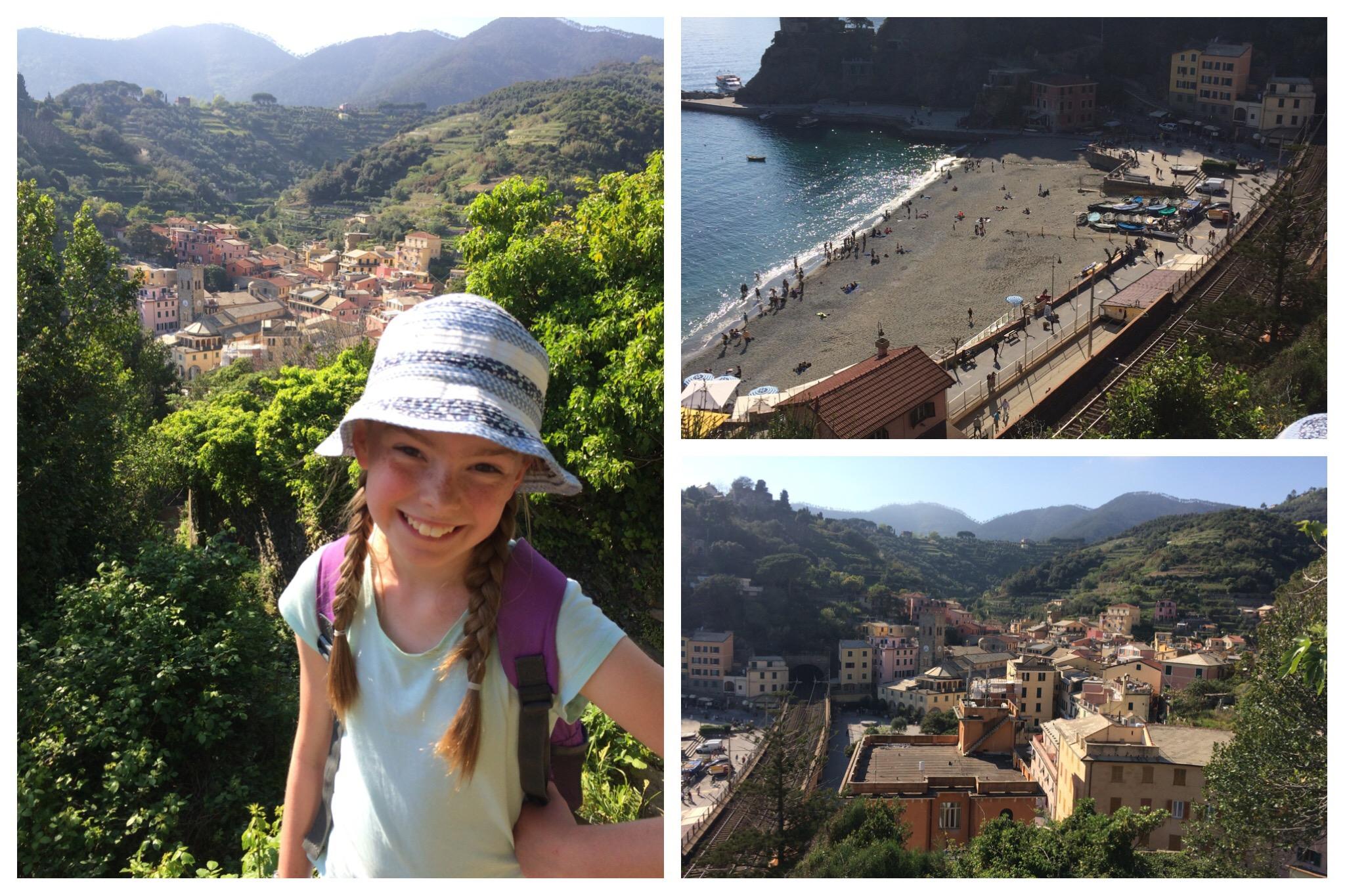Cinque Terre - Vernazza to Monterosso walk