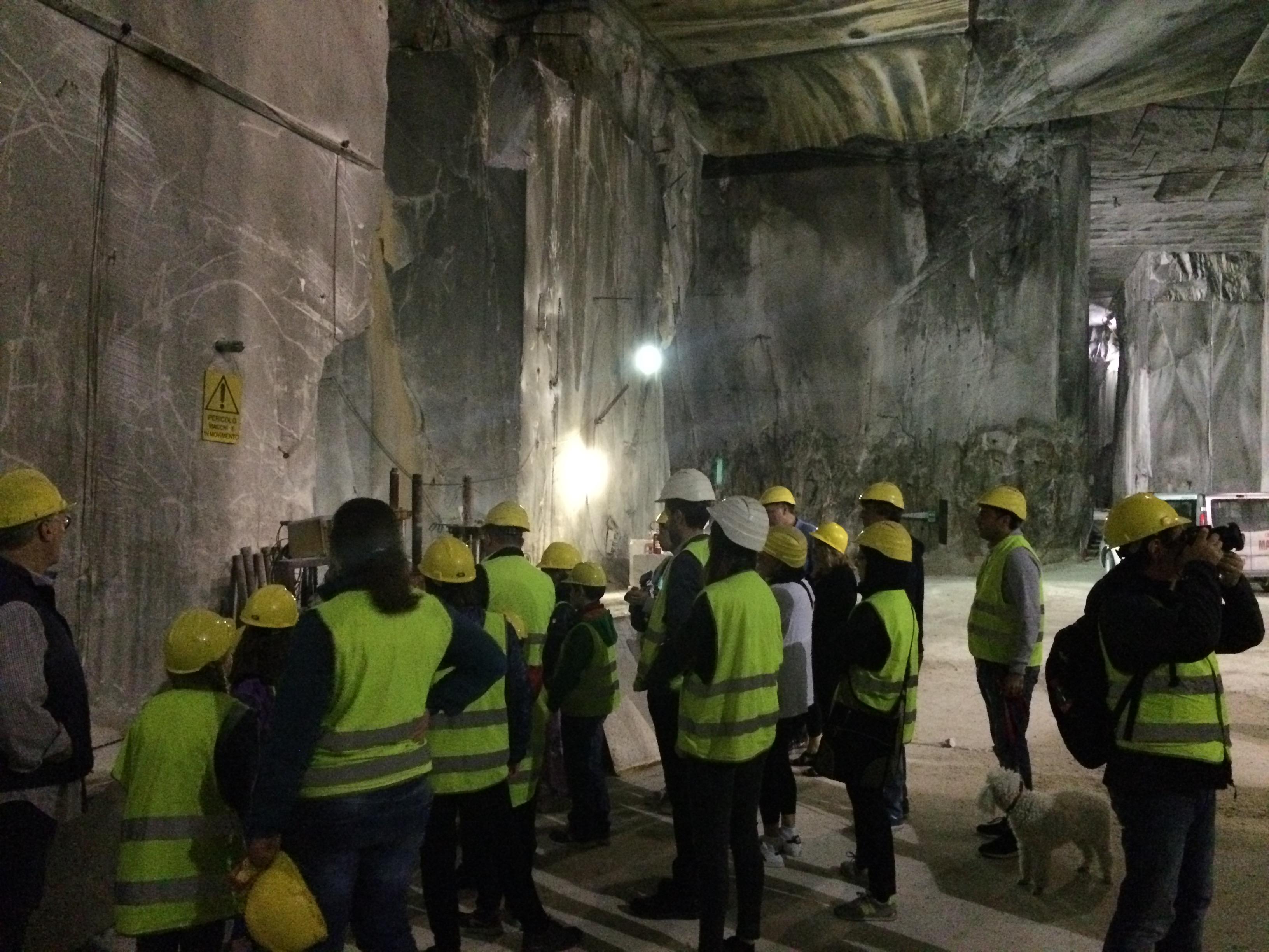 Carrara Marble Quarries Marmo Tour Fantiscritti