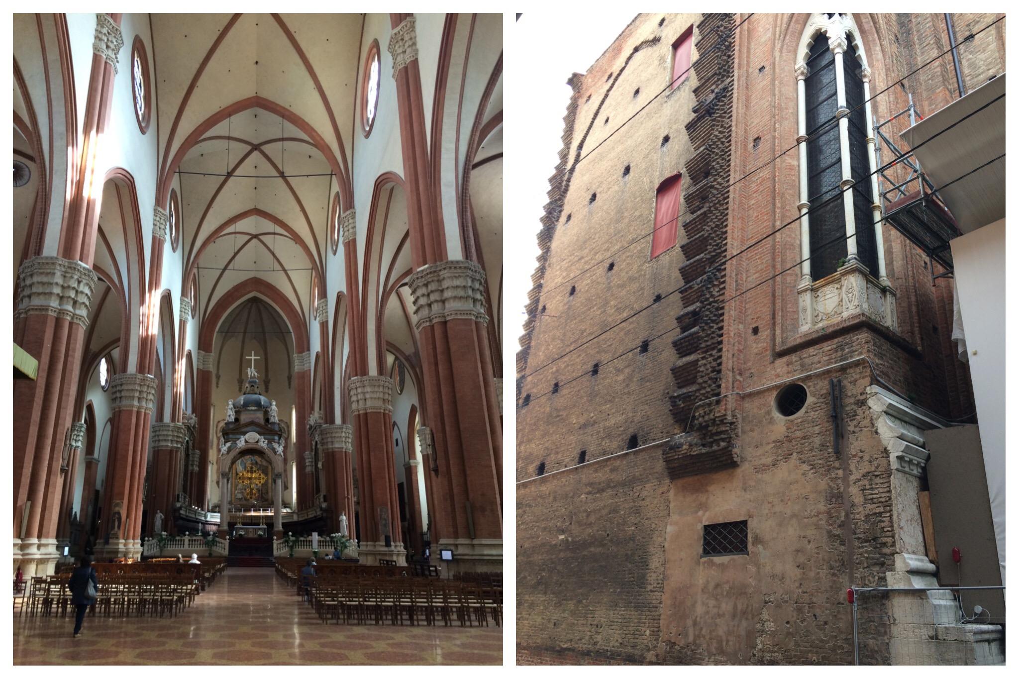Bologna - San Petronio basilica
