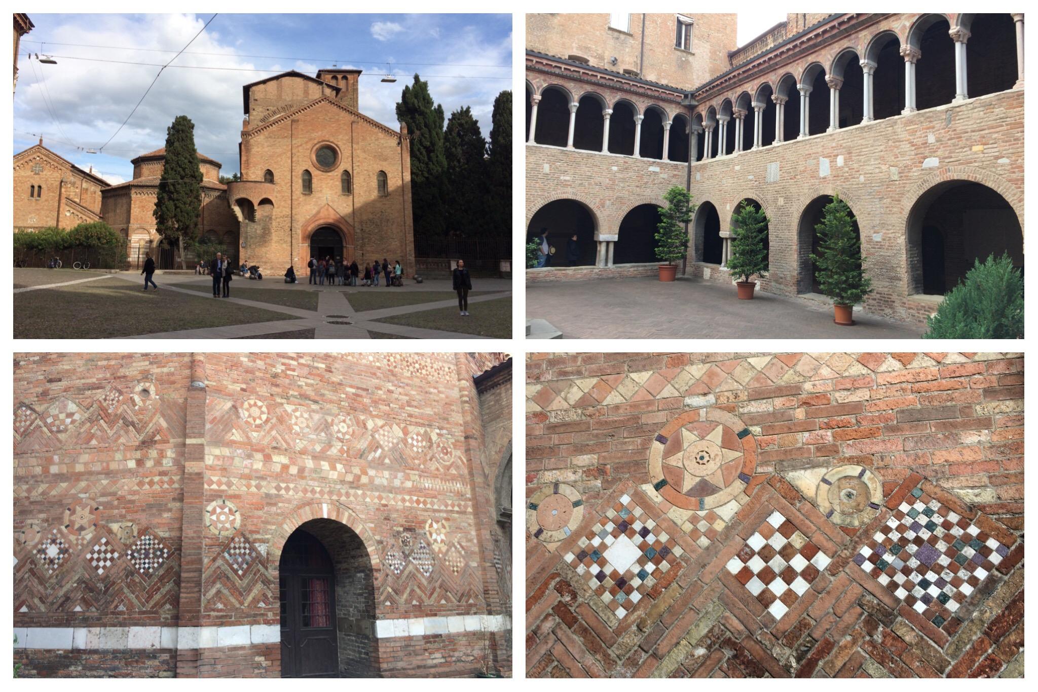 Bologna - Abbey of Santo Stefano