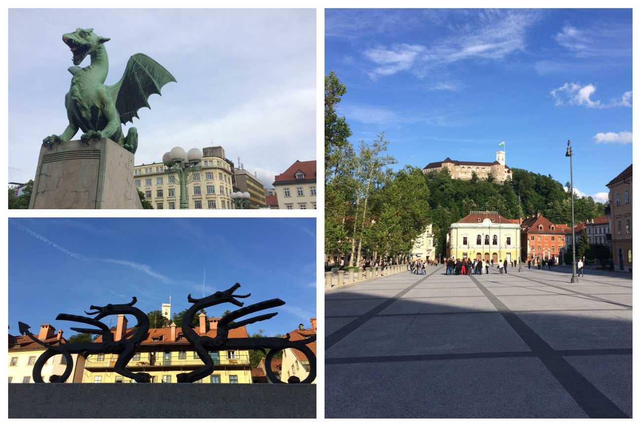 Slovenia Ljubljana Dragon