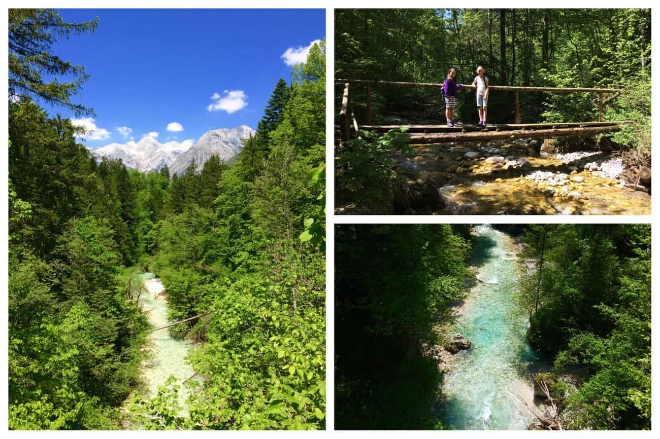 Slovenia Kamniška Bistrica Valley