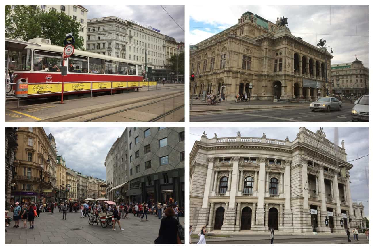 Austria Vienna architecture