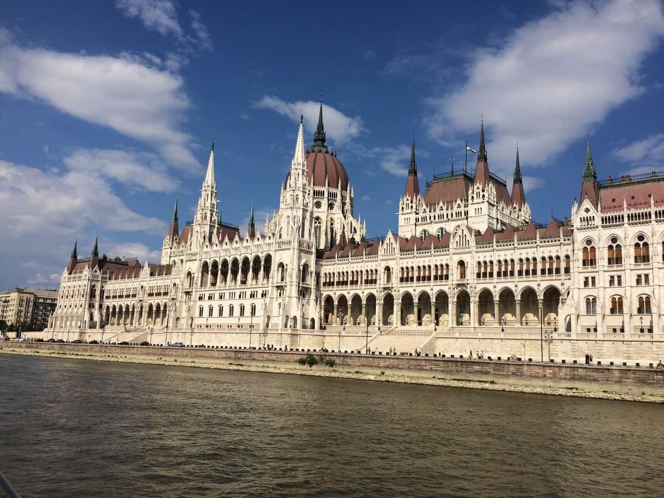 Hungary Budapest Parliament Building