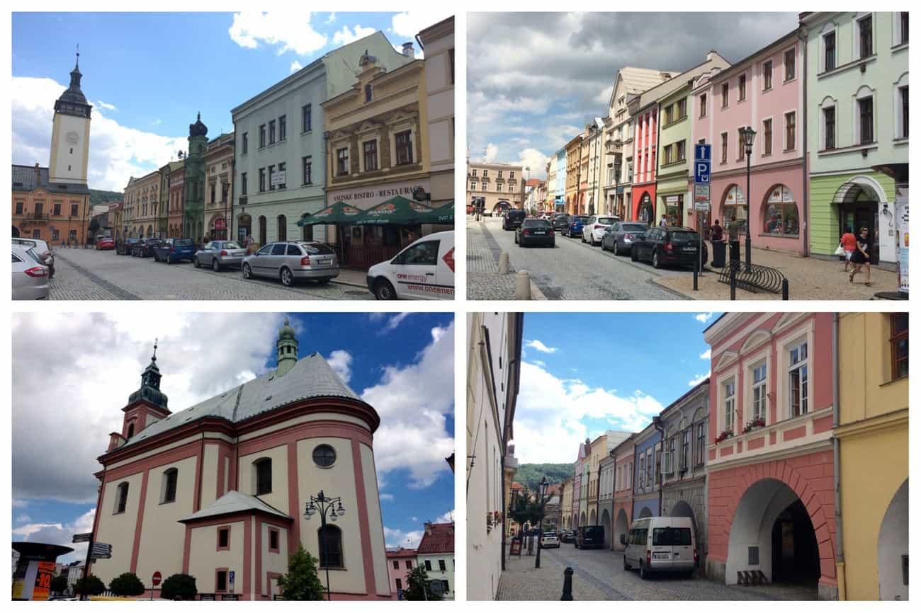 Czech Republic Hranice Masarykovo nám