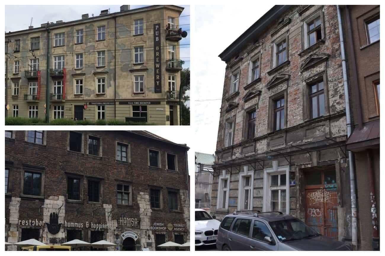 Poland Krakow Kazimierz