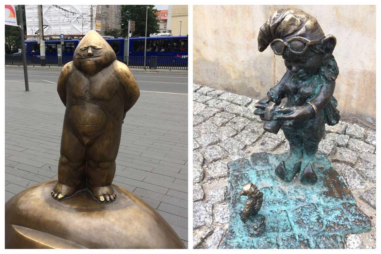 Poland Wroclaw Papa Dwarf