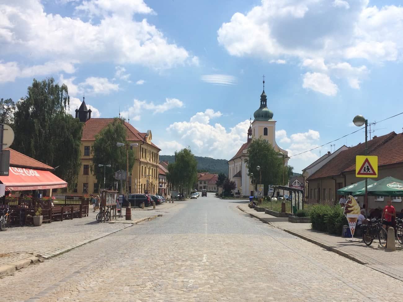 Czech Republic Veverská Bítyška Centre